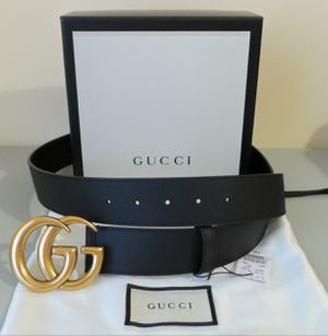 New Gucci Marmont Belt Black louis Vuitton LV Versace Ferragamo fendi wallet bag for Sale in New York, NY