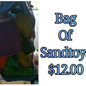 Bag Of Sand Toys for Sale in Hacienda Heights, CA