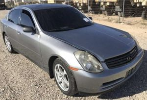 2004 Infinity G35 Parts Only for Sale in Phoenix, AZ