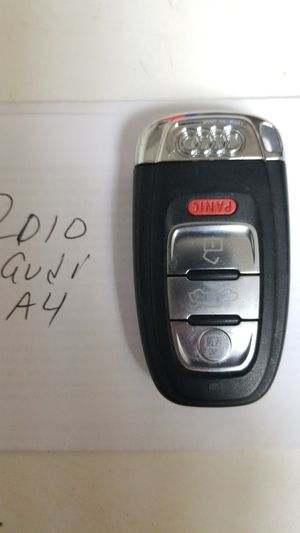 2010 Audi A4 key fob for Sale in Rancho Cucamonga, CA