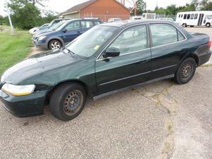 Honda Accord 1999 Dark Greem for Sale in Blacksburg, SC