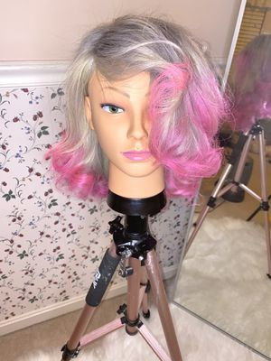 Human hair closure wig for Sale in Dumfries, VA