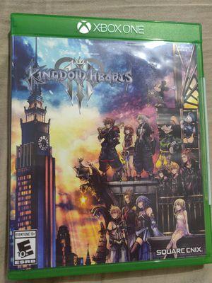 Xbox one Kingdom hearts for Sale in Nashville, TN