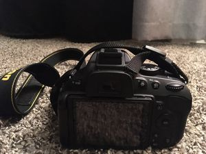 Nikon D5100 w/ 18-55mm and 55-300mm Lens for Sale in Seattle, WA