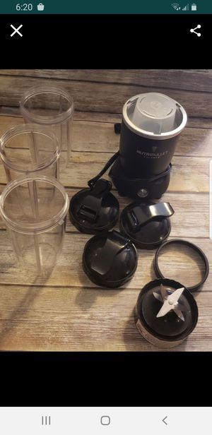 Bluetooth Nutri bullet for Sale in Richland, WA
