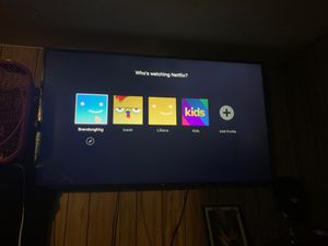 LG 70 inch 4K ultra smart TV with Q think for Sale in Walnut Cove, NC