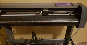"Vinyl cutter 34"" for Sale in Portland, OR"