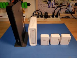 Cable modem, wifi wireless network router, and more for Sale in Cypress, TX