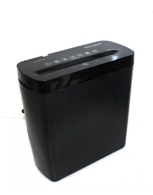 Gear head Home Office Strip-Cut Paper Credit Card Shredder PS600CX 6 per Pass for Sale in Rowland Heights, CA