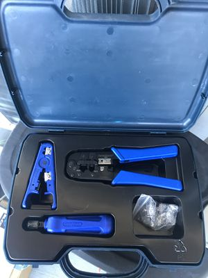 Network crimp tool kit for Sale in La Mesa, CA
