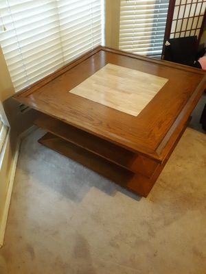 Wood Table- Practically New for Sale in Stonecrest, GA