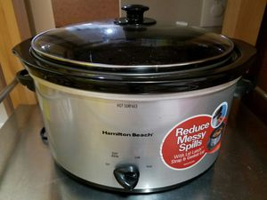 Hamilton Beach manual slow cooker-good condition for Sale in Annandale, VA