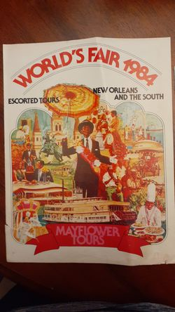 World's Fair 1984 Mayflower tours and Eagle tours for Sale in Wetumpka,  AL