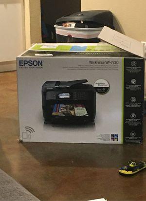 Epson print copy scan fax for Sale in Jonesboro, AR