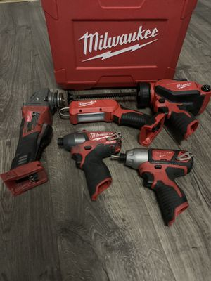 Milwaukee tools set for Sale in Lynn, MA