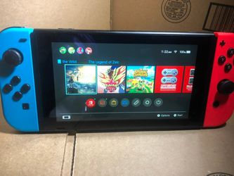 Nintendo switch giveaway for free text me 707***240***7745 for Sale in Los Angeles,  CA