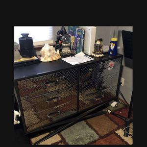 Bunkbed Full/twin Metal complete bedroom set $500 Cash Only for Sale in Fresno, CA
