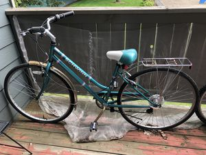 Teal Blue Women's Schwinn Bike for Sale in Sherwood, OR