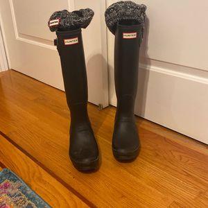 Women's Hunter rain Boots for Sale in San Dimas, CA