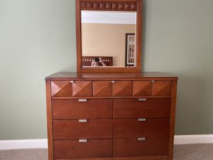 Dresser and Mirror for Sale in West Hollywood, CA