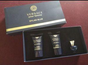 VERSACE Dylan Blue Women Gift Set for Sale in Washington, DC
