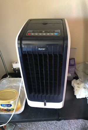 air cooler fan and humidifier, remote control for Sale in Atlanta, GA