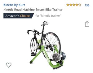 Kinetic Road Machine Smart Bike Trainer for Sale in Atlanta, GA