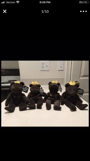 Four Collectible Baseball Bears for Sale in Everett, WA