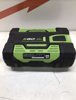EGO 56-Volt 2.5 Ah Battery with Fuel Gauge for Sale in Bakersfield, CA