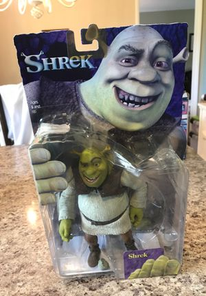 Shrek collectible figure by Mcfarlane toys for Sale in Tacoma, WA