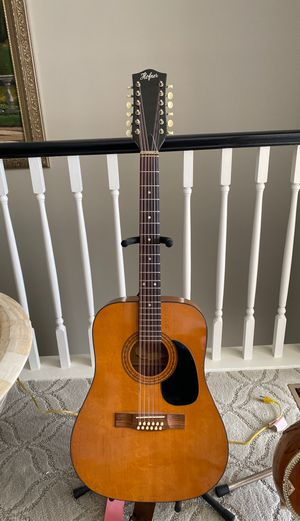 Hofner 12 String Acoustic Guitar Vintage for Sale in Santa Ana, CA