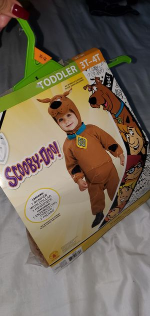 Scooby Doo Toddler costume for Sale in Chula Vista, CA