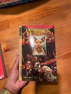 Warriors book for Sale in San Jose, CA