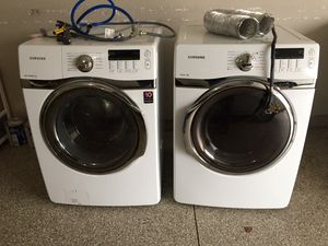 Samsung washer and dryer set for Sale in Cincinnati, OH