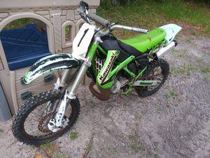 Kawasaki kx 85 for Sale in MAGNOLIA SQUARE, FL
