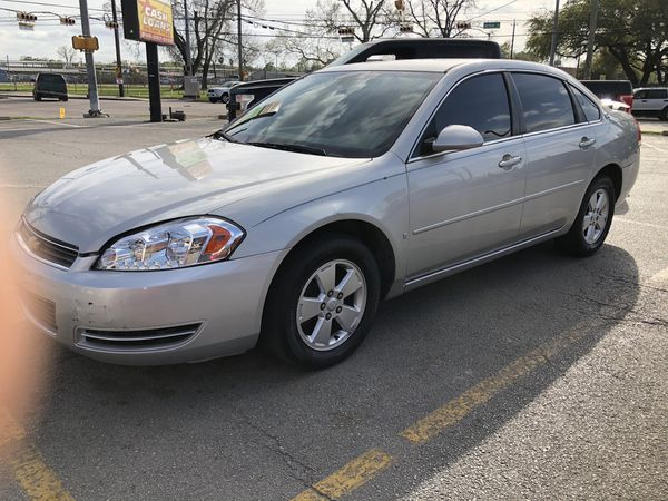Toyota Henderson Nc >> 2007 Chevy impala for Sale in Houston, TX - OfferUp