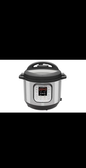 Pressure Cooker 7 en 1. Stainless. Instant Pot IP-DUO60, 6 Ql/1000W for Sale in Miami, FL