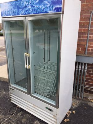 COLDTECH Commercial Freezer Glass Grocery Store Gas station for Sale in Chicago, IL