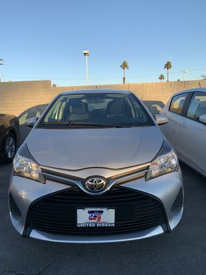 2016 Toyota Yaris L for Sale in Las Vegas, NV