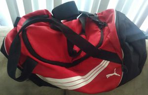 Red Puma Duffle Bag! Like New! for Sale in Colorado Springs, CO