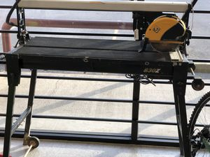 Tile cutter table for Sale in Austin, TX