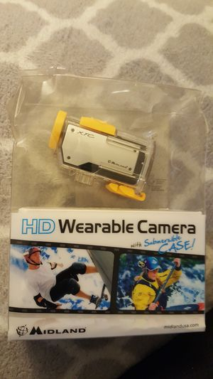 HD Wearable Camera(New) for Sale in Severn, MD