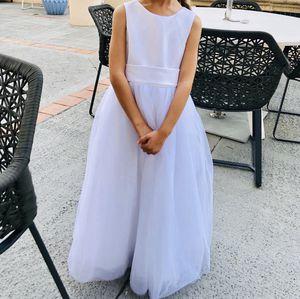 Size 6 communion/flower girl dress for Sale in Hialeah, FL