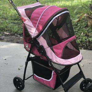 Pink Dog Stroller for Sale in Opa-locka, FL