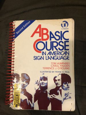 Sign language for Sale in Long Beach, CA