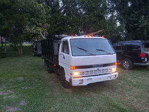 Isuzu npr dump truck for sale or trade for Sale in Portsmouth, VA