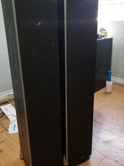 House Tower Speakers Very Loud $50 Obo for Sale in Garden Grove,  CA