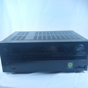 ONKYO AV Receiver 300W RMS like new 7.1 surround sound wifi blue tooth usb for Sale in NEW PRT RCHY, FL