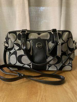 Black C Coach Handbag for Sale in Miami Shores, FL