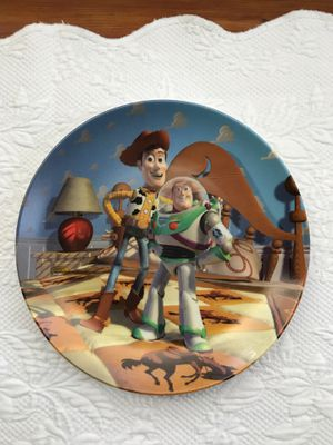 Disney Pixar Toy Story 1996 Collective Plate for Sale in Las Vegas, NV
